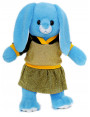 """Мягкая игрушка Filius Зайка """"Облачко"""", голубой 45см"""