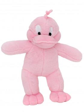 Мягкая игрушка Filius Утка Поночка розовый,45см