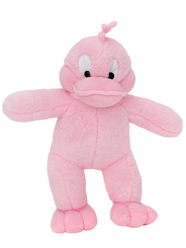 """Мягкая игрушка Filius Утка """"Поночка"""", розовая 45см"""