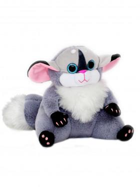 Мягкая игрушка Filius Монстрик Гизмо серый,25см