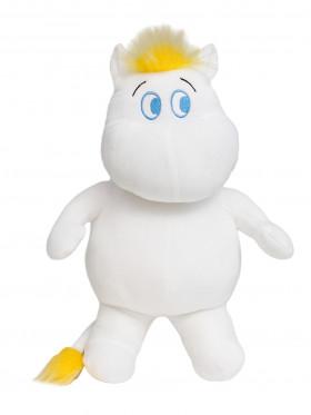 Мягкая игрушка Filius Муми тролль с чубом, белый 40см