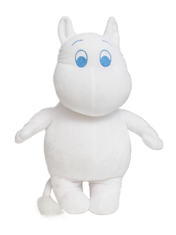 Мягкая игрушка Filius Муми тролль, белый 40см
