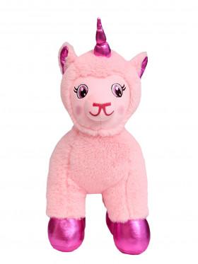 Мягкая игрушка Filius Единорог Феби розовый,30см