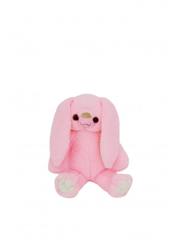 """Мягкая игрушка Filius Зайка """"Джуди"""", розовый 25см"""