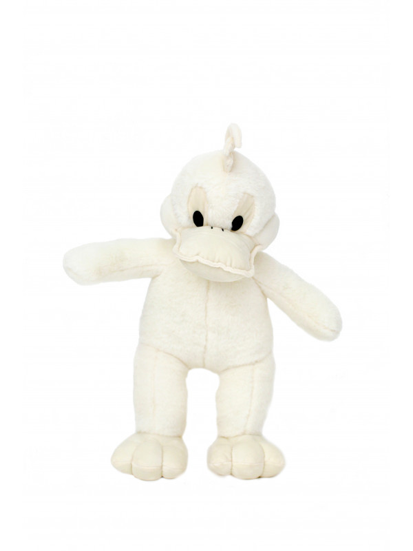 "Мягкая игрушка Filius Утка ""Софа"", молочная 45см"