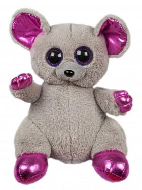 """Мягкая игрушка  Filius Мышка """"Лемур Морис"""" серый, 30см"""