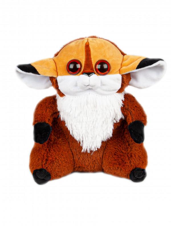 Мягкая игрушка Filius Монстрик Гизмо коричневый,25см