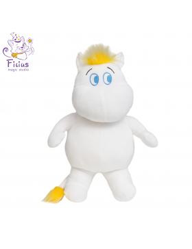 Мягкая игрушка Filius Муми-Тролли с чёлкой,30см