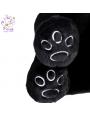 Мягкая игрушка лабрадор Джейк, чёрный 35 см