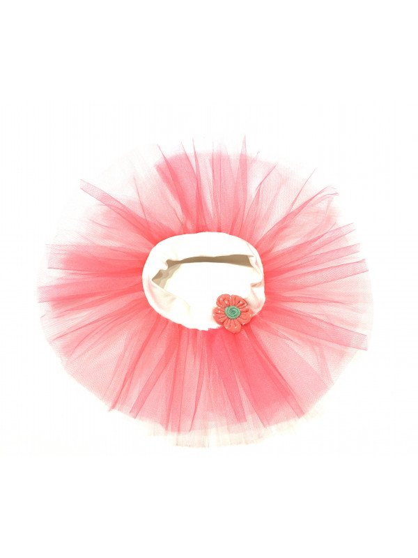 Одежда для мягких игрушек Filius Юбка фатин, розовый