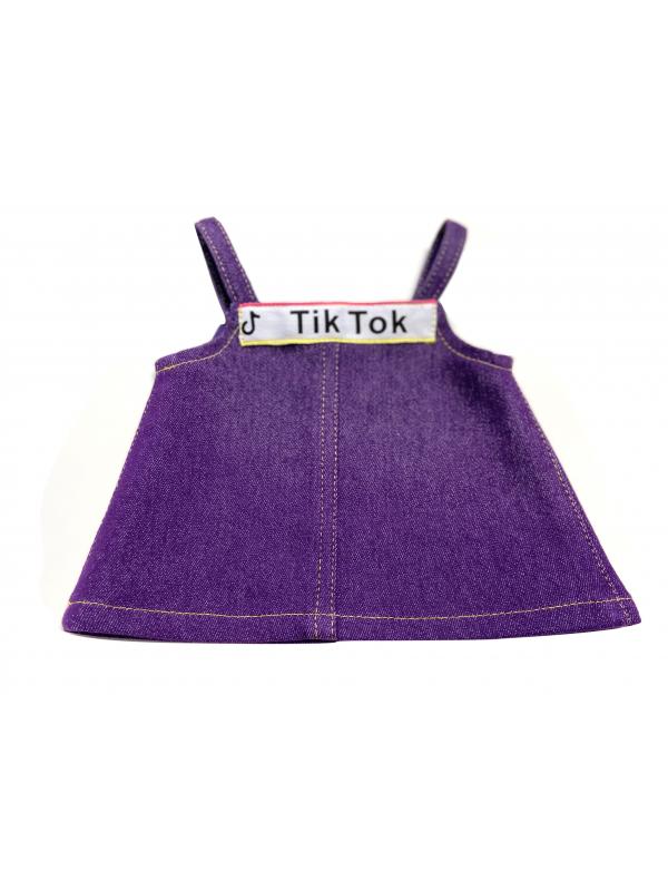 """Одежда для мягких игрушек Filius Сарафан """"Tik-Tok"""""""