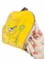 """Плед Filius """"Волшебный кот"""", жёлтый"""