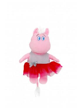 Мягкая игрушка Filius Муми тролль, розовый 40см
