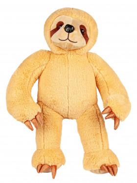 """Мягкая игрушка Filius Ленивец """"Марти"""", коричневый 40см"""