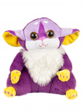 """Мягкая игрушка Filius Монстрик """"Гизмо"""", фиолетовый 25см"""