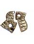 """Одежда для мягких игрушек Filius Жилет """"Золото"""""""