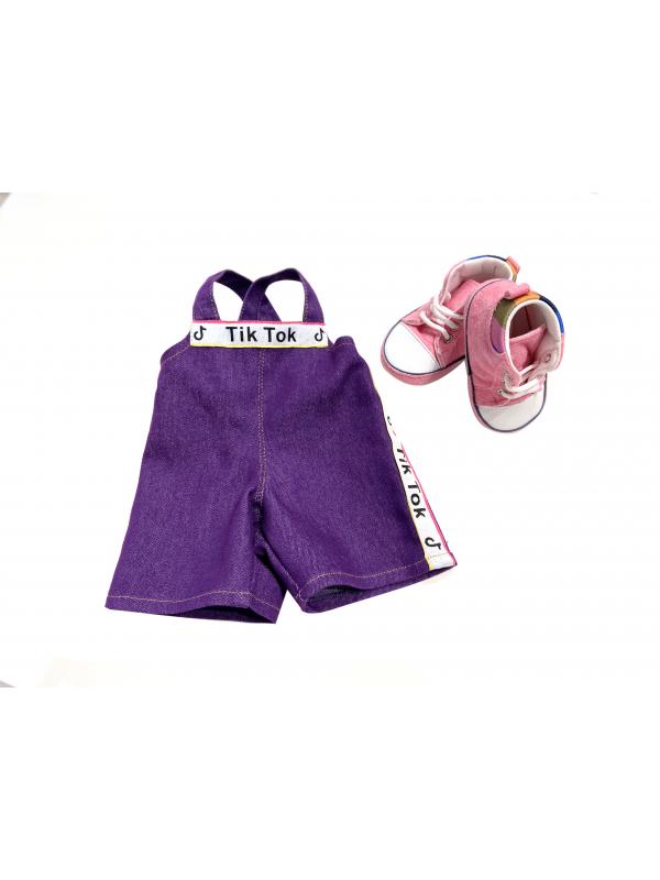 """Одежда для мягких игрушек Filius Комбинезон """"Tik-Tok"""""""