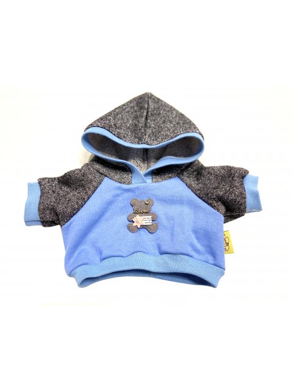 """Одежда для мягких игрушек Filius Худи """"Медвежонок"""""""