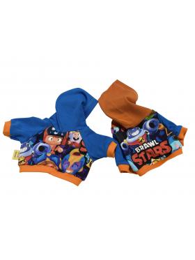 """Одежда для мягких игрушек Filius Худи """"Brawl Stars"""""""